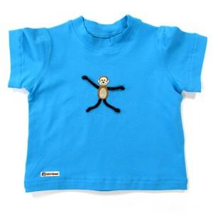 T - Shirt Bozoo le Singe jersey interlock