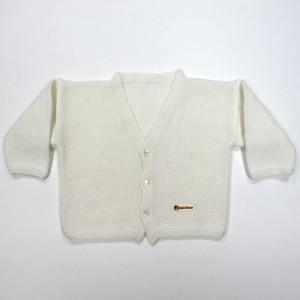 Gilet  Boule de Neige tricot