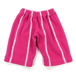 Pantalon polaire BB Galipette